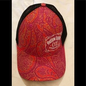 Outlaw Equine Hat